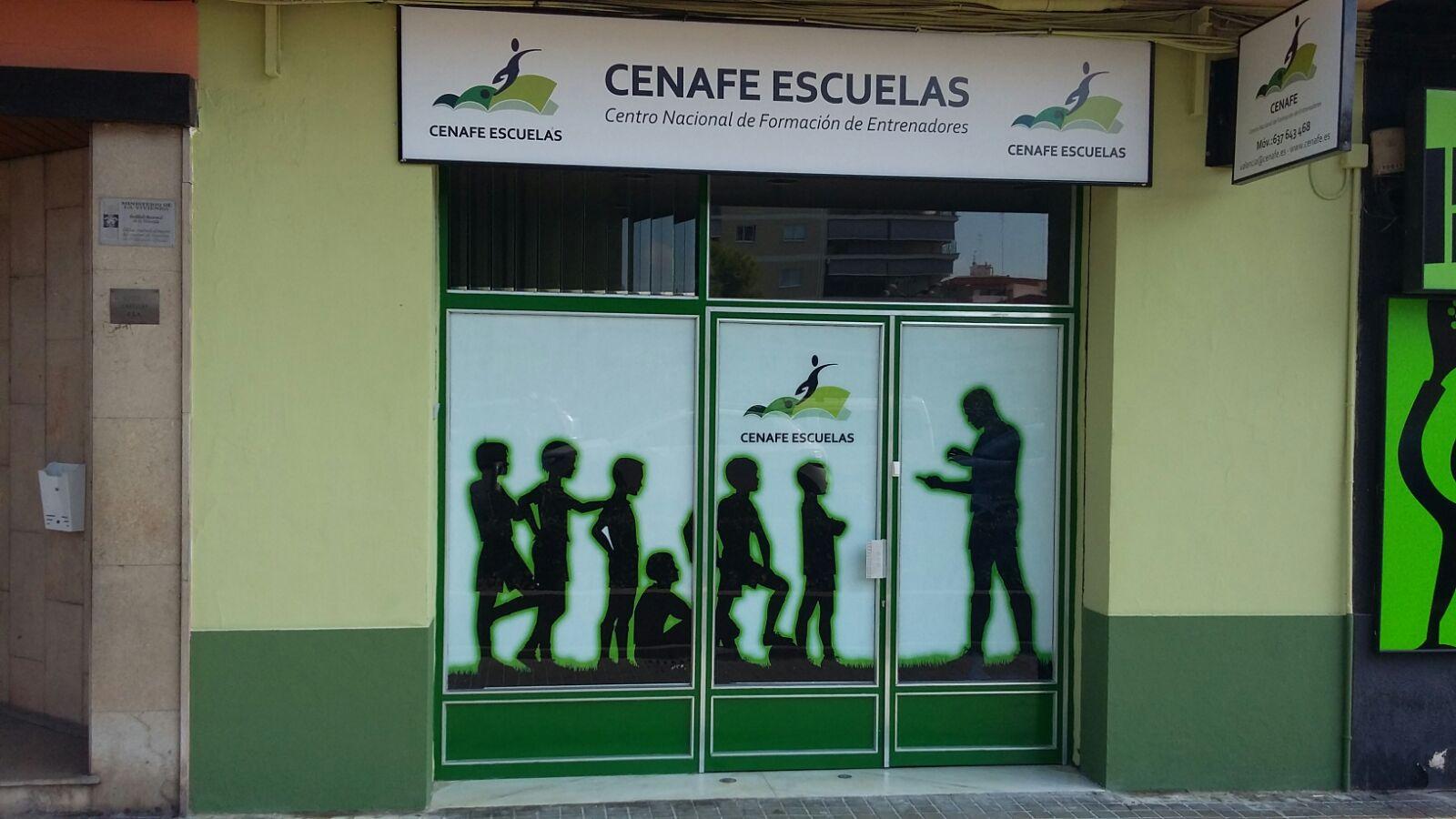 Nueva oficina fisica en valencia de cenafe escuelas for Oficina de extranjeros valencia
